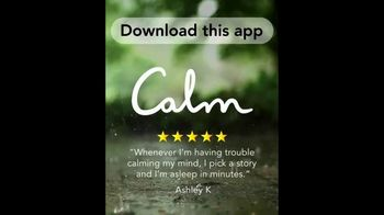 Calm TV Spot, 'Anxious'