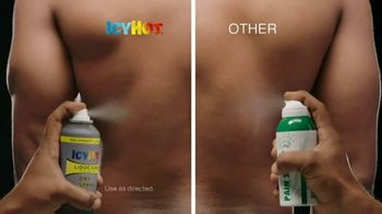 Icy Hot Lidocaine Dry Spray TV Spot, 'The Rules Just Changed' Featuring Shaquille O'Neal - Thumbnail 5
