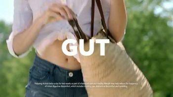 Dannon Activia Probiotic Dailies TV Spot, 'The Summer of Loving Your Gut' - Thumbnail 3