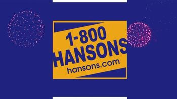 1-800-HANSONS TV Spot, 'Fireworks: Storm-Resistant Roofing' - Thumbnail 2