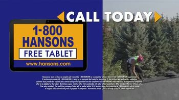 1-800-HANSONS TV Spot, 'Fireworks: Storm-Resistant Roofing' - Thumbnail 7