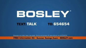 Bosley Summer Savings Event TV Spot, 'Summer of Not 1970' - Thumbnail 8