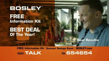 Bosley Summer Savings Event TV Spot, 'Summer of Not 1970' - Thumbnail 4
