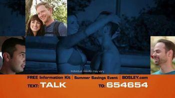 Bosley Summer Savings Event TV Spot, 'Summer of Not 1970' - Thumbnail 5