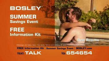 Bosley Summer Savings Event TV Spot, 'Summer of Not 1970' - Thumbnail 7