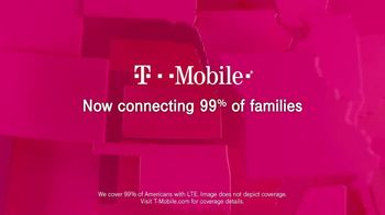 T-Mobile TV Spot, 'Family Vacation: Covered' Featuring the Bucket List Family - Thumbnail 9