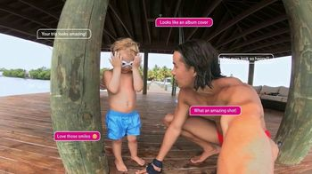 T-Mobile TV Spot, 'Family Vacation: Covered' Featuring the Bucket List Family - Thumbnail 7