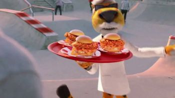 KFC Cheetos Sandwich TV Spot, 'Howdy, Colonel Chester!' - Thumbnail 4