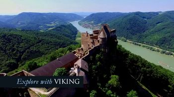 Viking Cruises Explorers' Sale TV Spot, 'Europe' - Thumbnail 1