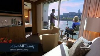 Viking Cruises Explorers' Sale TV Spot, 'Europe' - Thumbnail 4