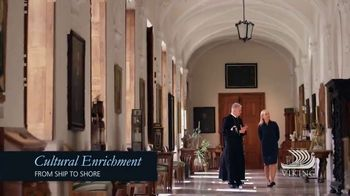 Viking Cruises Explorers' Sale TV Spot, 'Europe' - Thumbnail 6