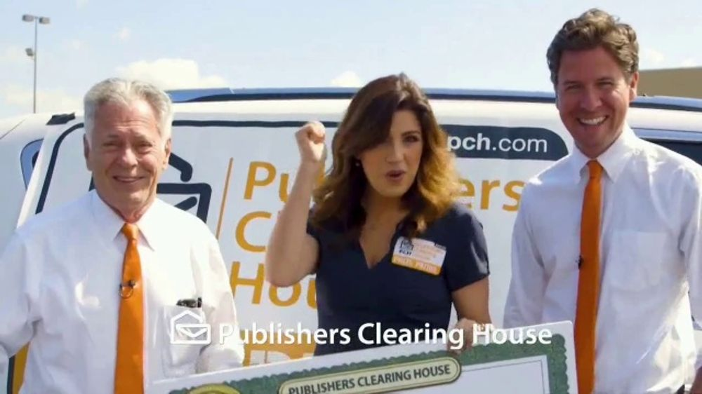 Publishers Clearing House TV Commercial, 'Real Winners: Cedric Littlejohn'  - Video