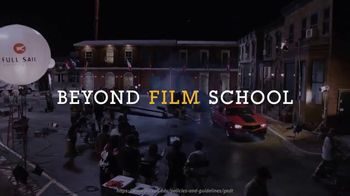 Full Sail University TV Spot, 'Beyond Film School'
