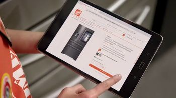 The Home Depot TV Spot, 'Fuel Your Team: Samsung Kitchen Package' - Thumbnail 5
