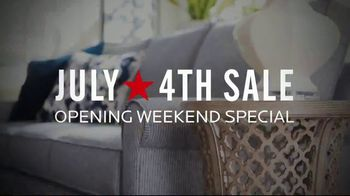 Bassett July 4th Sale TV Spot, 'Furniture and Area Rugs' - Thumbnail 7