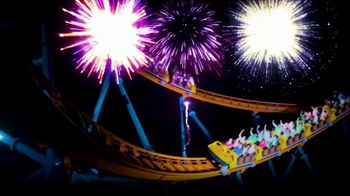 Six Flags July 4th Fest TV Spot, 'Early Ride Times and Fireworks' Song by John Philip Sousa - Thumbnail 1