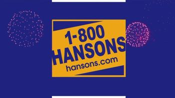 1-800-HANSONS TV Spot, 'Fireworks Windows' - Thumbnail 2