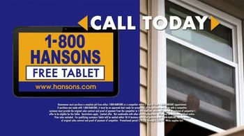 1-800-HANSONS TV Spot, 'Fireworks Windows' - Thumbnail 6