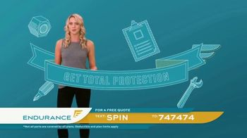 Endurance Direct Vehicle Protection Plan TV Spot, 'Katie GS 30 V3' Featuring Katie Osborne - Thumbnail 6