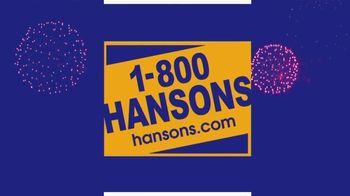 1-800-HANSONS TV Spot, 'Fireworks Sliding' - Thumbnail 2