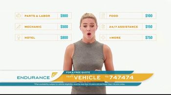 Endurance Direct TV Spot, 'Katie's Blessed Text V3' Featuring Katie Osborne - Thumbnail 6