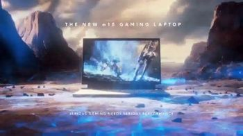 Alienware m15 Gaming Laptop TV Spot, 'A New Realm in Gaming' - Thumbnail 7