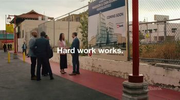U.S. Bank TV Spot, \'Hard Work Works: Breaking Ground\'