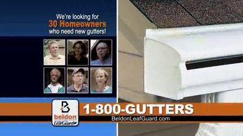 Beldon LeafGuard TV Spot, '30 New Homeowners'