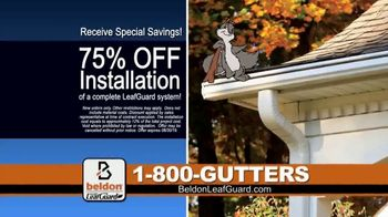 Beldon LeafGuard TV Spot, '30 New Homeowners' - Thumbnail 4