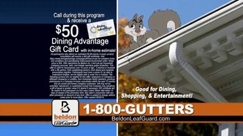Beldon LeafGuard TV Spot, '30 New Homeowners' - Thumbnail 7