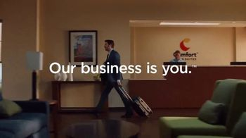 Choice Hotels TV Spot, 'Our Business Is You: $50 Gift Card' - Thumbnail 8