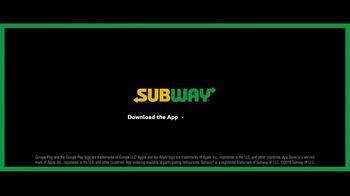 Subway Ciabatta Collection TV Spot, 'Ciabatta Believe It!' - Thumbnail 9