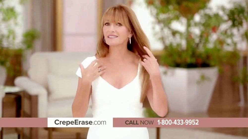 Crepe Erase Advanced TV Commercial, 'Changed My Life' Featuring Jane Seymour