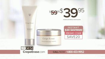 Crepe Erase Advanced TV Spot, 'Changed My Life' Featuring Jane Seymour - Thumbnail 8