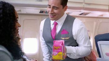 Pepto-Bismol Liquicaps TV Spot, 'Estomago ruidoso' [Spanish] - Thumbnail 4