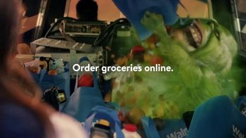 Walmart Grocery Pickup TV Spot, 'Famous Cars: Slimer' Song by Ray Parker Jr. - Thumbnail 5
