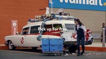 Walmart Grocery Pickup TV Spot, 'Famous Cars: Slimer' Song by Ray Parker Jr. - Thumbnail 8