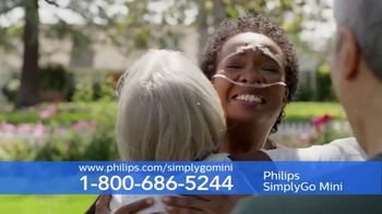 Philips Healthcare SimplyGo Mini TV Spot, 'The Smallest Moments' - Thumbnail 9