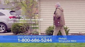 Philips Healthcare SimplyGo Mini TV Spot, 'The Smallest Moments'