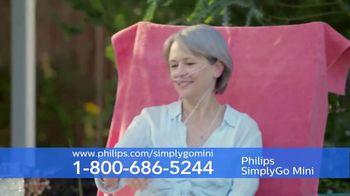 Philips Healthcare SimplyGo Mini TV Spot, 'The Smallest Moments' - Thumbnail 4