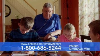 Philips Healthcare SimplyGo Mini TV Spot, 'The Smallest Moments' - Thumbnail 8