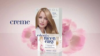 Clairol Nice 'N Easy TV Spot, 'Now In Creme'