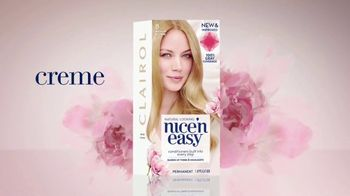 Clairol Nice 'N Easy TV Spot, 'Now in Creme' - Thumbnail 3