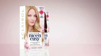 Clairol Nice 'N Easy TV Spot, 'Now in Creme' - Thumbnail 8