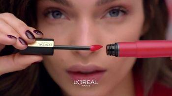 L'Oreal Paris Rouge Signature Sunset TV Spot, 'More Colors' - Thumbnail 3
