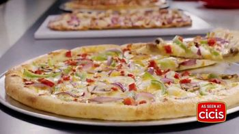 CiCi's Unlimited Pizza Buffet TV Spot, 'It's Unbeatable. Unbelievable. UNLIMITED!' - Thumbnail 3