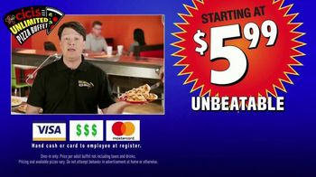 CiCi's Unlimited Pizza Buffet TV Spot, 'It's Unbeatable. Unbelievable. UNLIMITED!' - Thumbnail 6