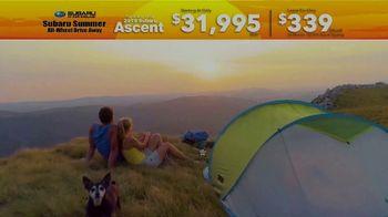 Subaru Summer All-Wheel Drive Away TV Spot, 'Summer Song: Ascent' [T2] - Thumbnail 1