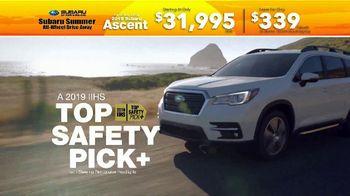 Subaru Summer All-Wheel Drive Away TV Spot, 'Summer Song: Ascent' [T2] - Thumbnail 3