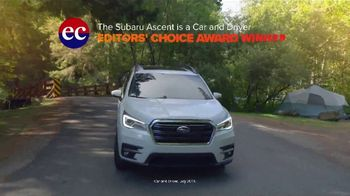 Subaru Summer All-Wheel Drive Away TV Spot, 'Summer Song: Ascent' [T2]